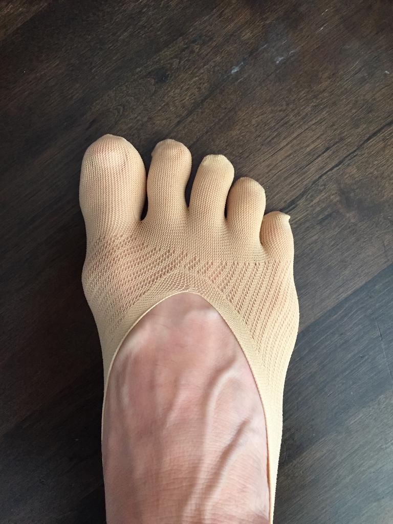 Sexy sock removal