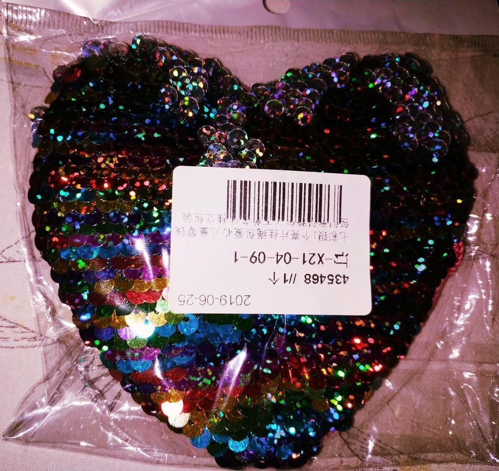 Sequins Love Heart Kid Shoulder Coin Bag Baby Girl Mini Messenger Purse Bag Gift
