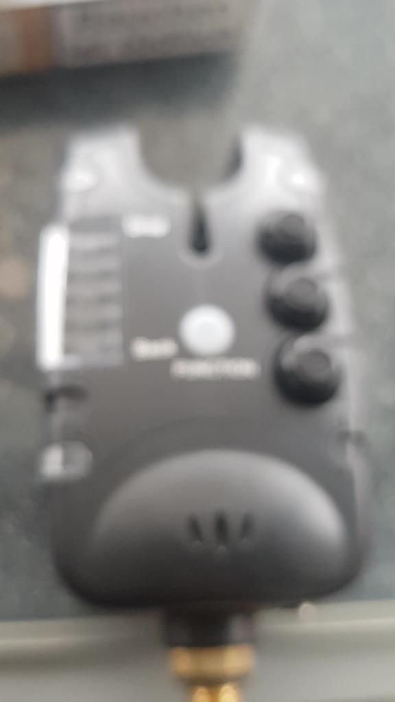 Angeln Bissanzeiger Einstellbarer Ton Lautstärke Empfindlichkeit Ton Alarm Angel