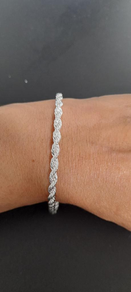 Striking bracelet Adjustable Rope Bracelets Silver coin bracelets Eye-catching jewelry Self-gifting Boho Attractive gift for her